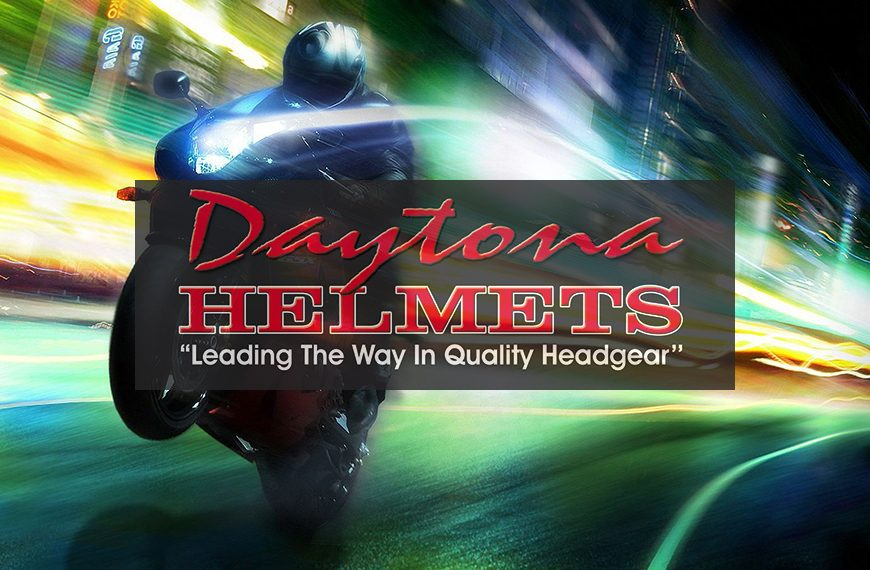 daytona helmets banner