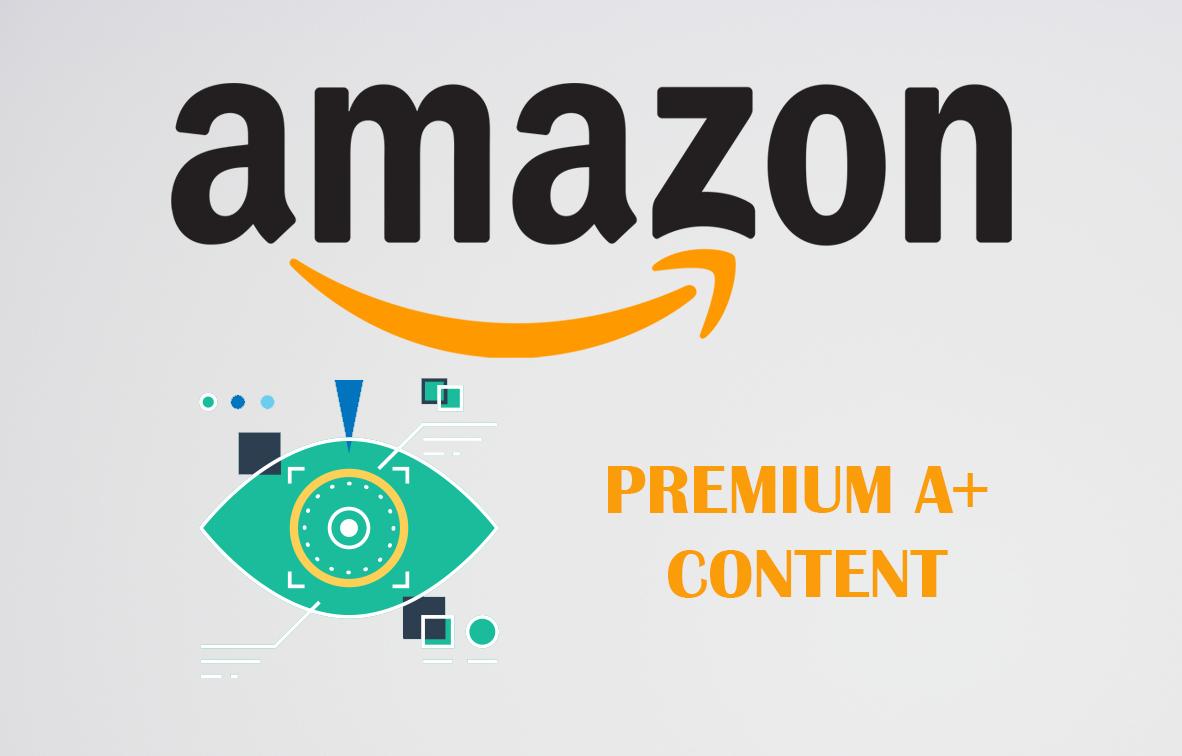 Amazon premium A+ content