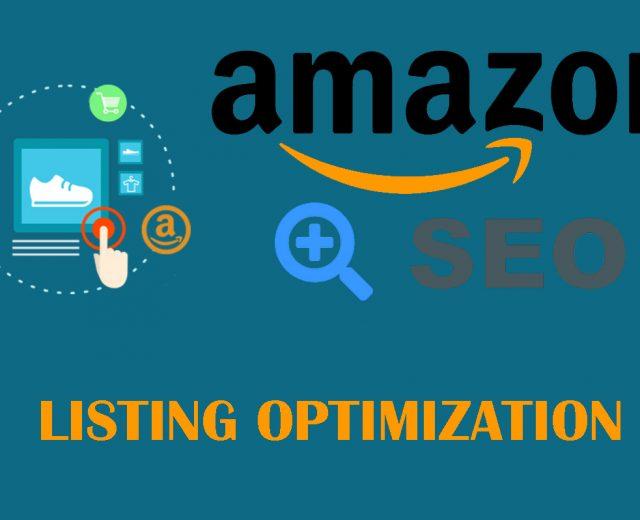 amazon listings optimazation