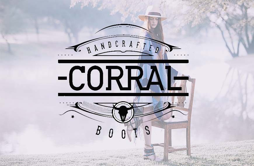 corall boots