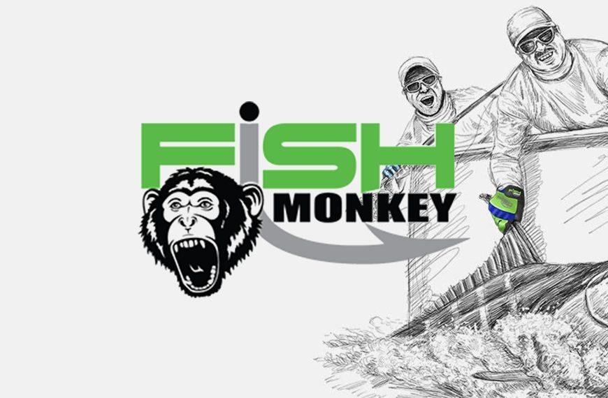fish monkey banner