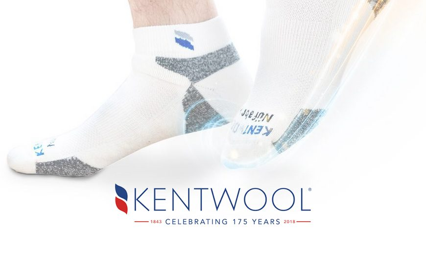 Kentwool socks banner
