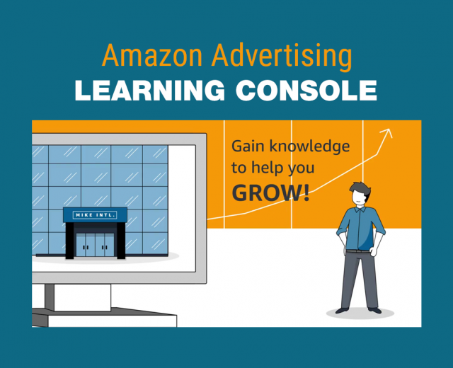 amazon advertising learning console