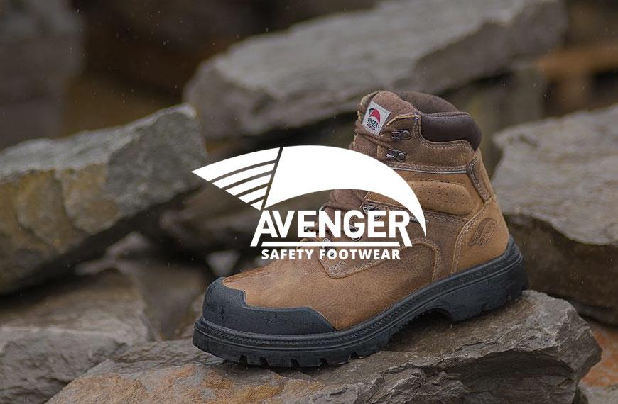 Avenger Safety Footwear